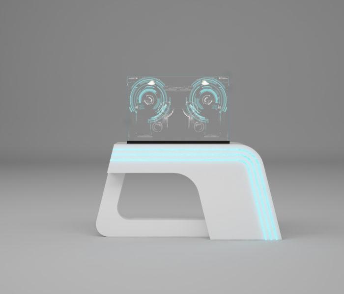 Messebau-OLED1