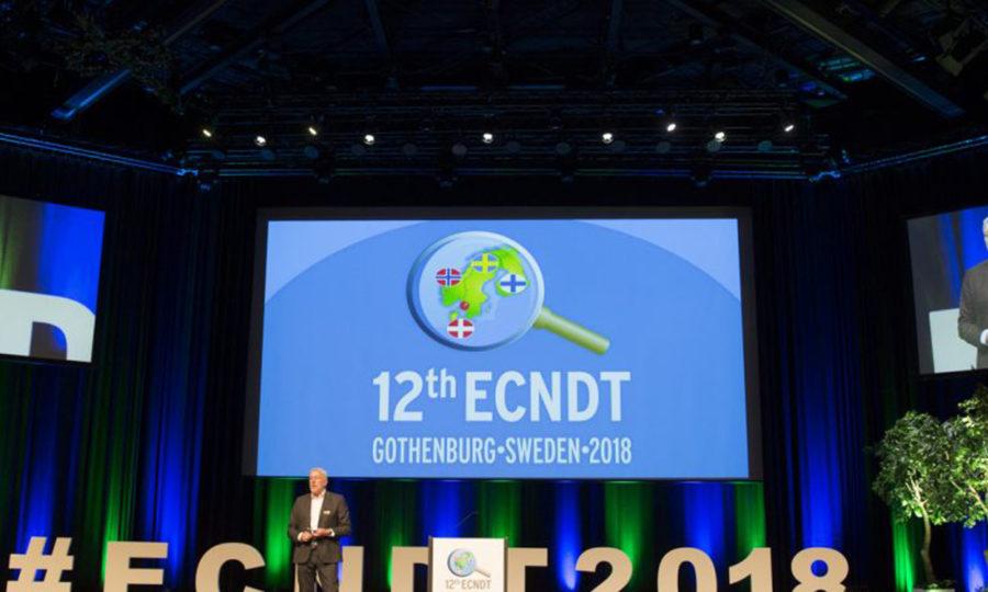 ECNDT 2018 Göteborg