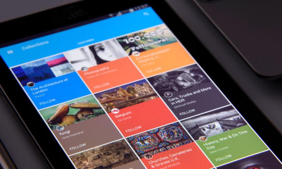 Online Broschüren App